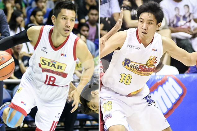 Guiao no longer RoS coach, but he's excited to see Jeff Chan, James Yap play together