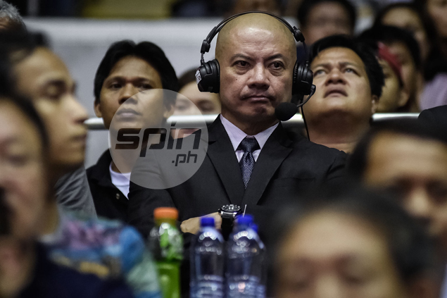 Yeng Guiao welcomes change of pace in TV work but heck, he'd rather be coaching in finals