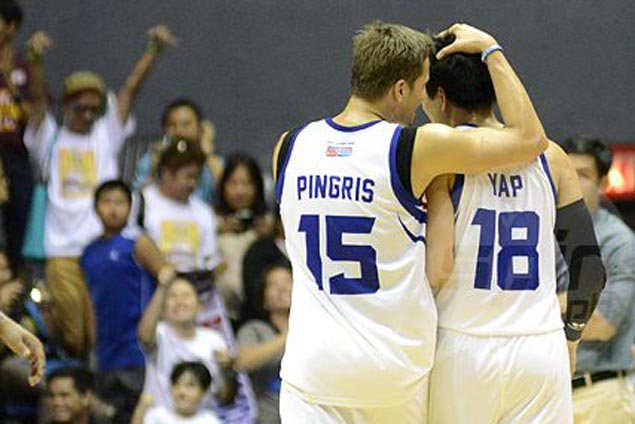 Marc Pingris, PJ Simon show support as long-time teammate James Yap begins new chapter in career