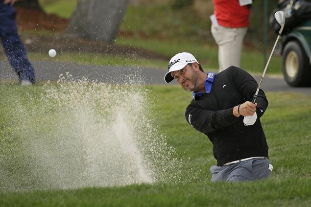 Scott Piercy sets course record at Silverado to take lead in PGA Tour season opener