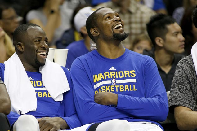 Draymond Green rips Kevin Durant critic Paul Pierce: 'Nobody care what you did'