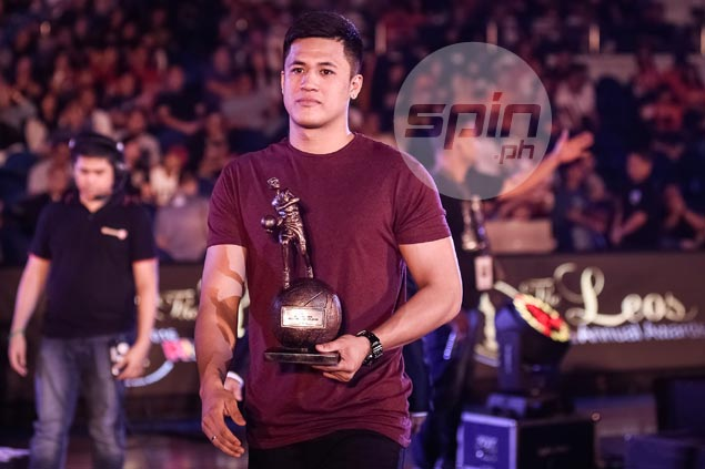 Most Improved Player Jericho Cruz says he's come to accept departure of mentor Guiao