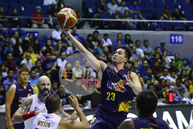 Rain or Shine trades Josan Nimes to Mahindra for draft pick; Belga, Norwood still unsigned