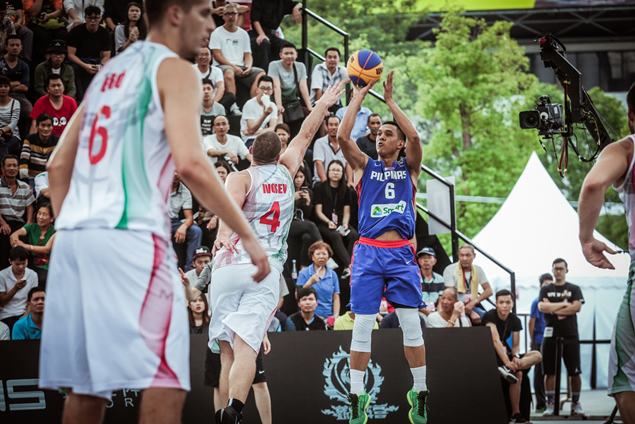 Philippines bows to Hungary but routs Poland to end World 3x3 campaign on winning note