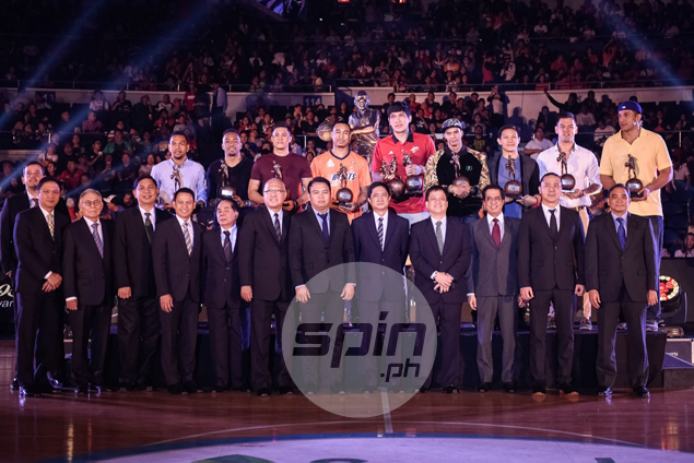 PBA considering sanctions in the future as no-shows, improper attire mar Leo Awards