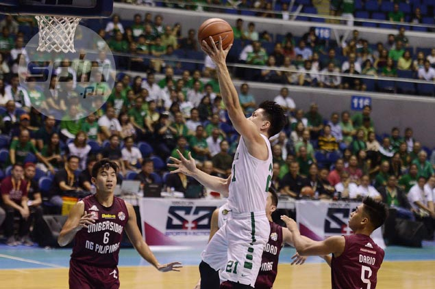 Back from foot surgery, Jeron Teng expects to do much better after dealing with pain early in season