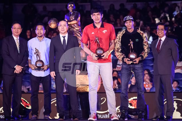 Arwind Santos will gladly trade Mythical Five award for inclusion in All-Defensive Team