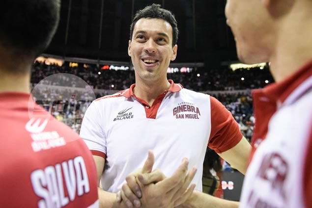 Cone looks forward to seeing fit Greg Slaughter rejoin Ginebra after successful ACL surgery