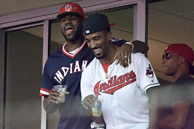 Lengthy contract standoff over as JR Smith, Cavs agree to four-year, $57 million deal