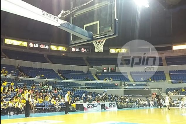 UAAP postpones all league games for Sunday as nation braces for Typhoon Karen