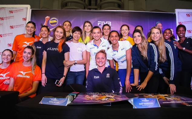 Women's Club World Championship cast complete as Thai and Japanese teams arrive in Manila