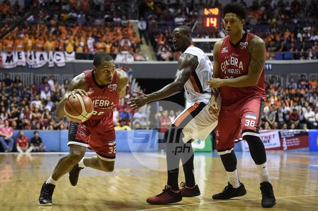 Great balancing act as Justin Brownlee aggressive on offense while keeping teammates involved