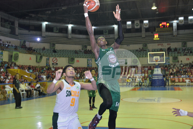 Hot-shooting UV Green Lancers clamp down on USC Warriors to close in on Cesafi crown