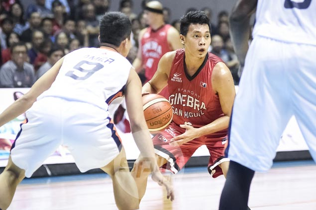 Misfiring Scottie Thompson never lacked confidence when he launched dagger three
