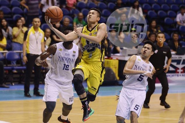 Marvin Lee earns UAAP Player of the Week nod after helping end long UST slump