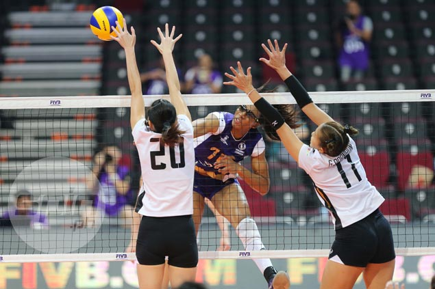 Volero Zurich begins FIVB world club stint with straight-sets win over Bangkok Glass