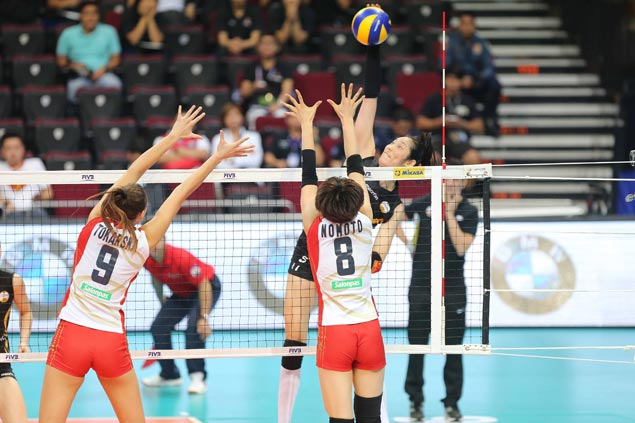 Zhu Ting powers VakifBank Istanbul to victory over Hisamitsu Springs Kobe in world club volley opener