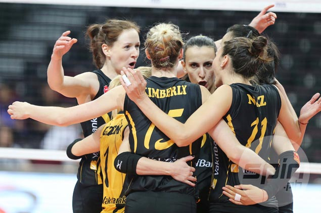 VakifBank Istanbul sets new FIVB world club women's record for blocks