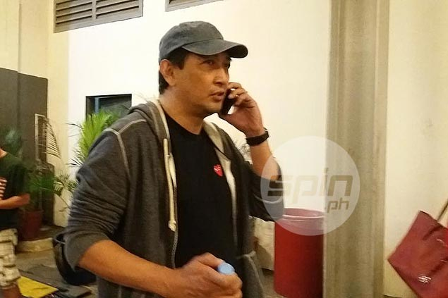 Former Ginebra coach Allan Caidic one with fans in hoping for an end to long title drought
