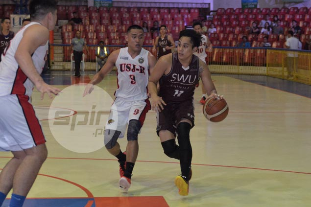 Macmac Tallo sets aside disappointing end to stellar SWU stint, looks forward to PBA D-League
