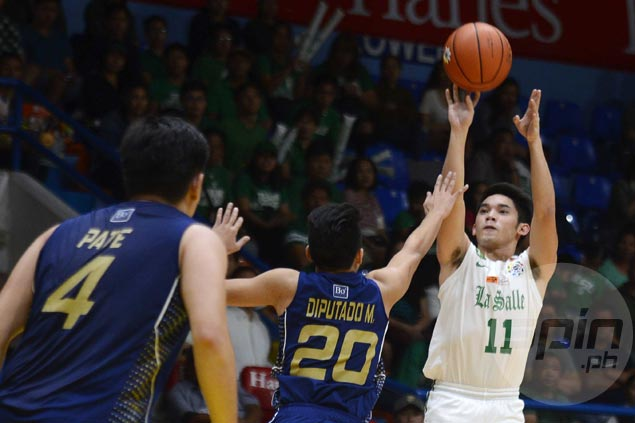 Green Archers make it 10 straight victories as NU Bulldogs skid stretches to four