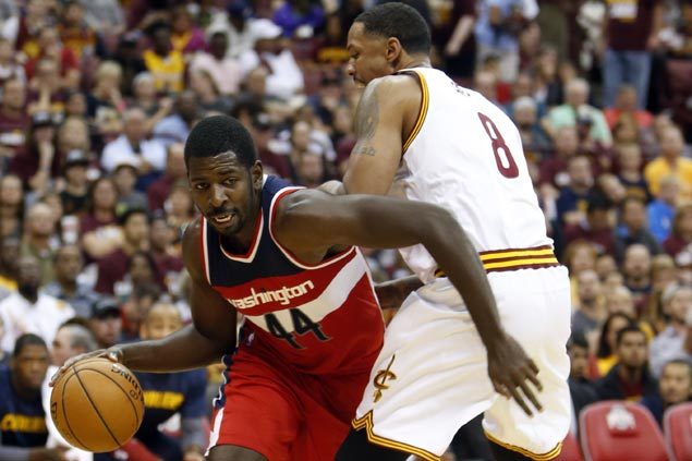 Andrew Nicholson shows way as Wizards send Cavaliers to fourth straight loss in preseason