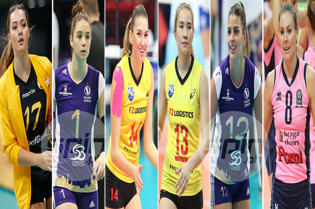 Beauty and brawn: 22 more reasons to stay tuned to FIVB World Club showpiece