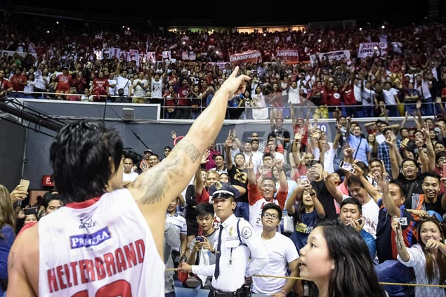 Helterbrand unsure of retirement: '(But) if this is the way it ends, you can't script it any better'