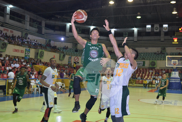 UV Green Lancer Monic Soliva hits new heights after making jump from volleyball to basketball