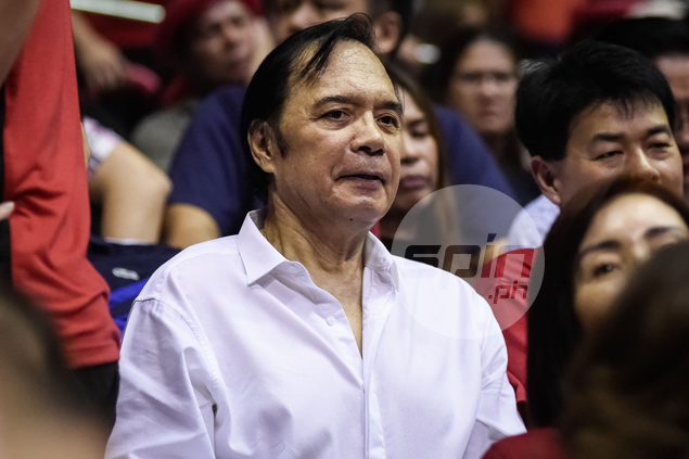 Ginebra legend Robert Jaworski to give Kings a morale boost in Game Seven from ringside