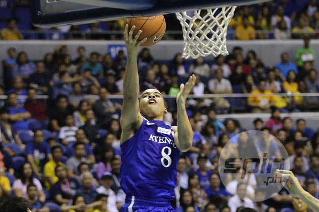 Ateneo guard Aaron Black vows to get back in top shape soon as Final Four race heats up
