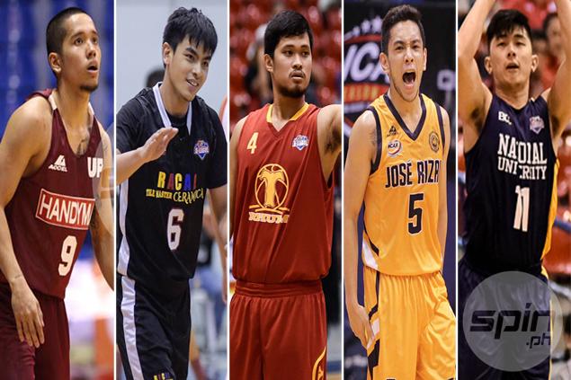Chris Javier, Jonathan Grey, Gelo Alolino add depth to regular PBA rookie draft