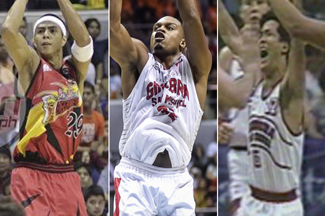 Remember Distrito winner? Where does Brownlee trey rank among greatest shots in PBA Finals?