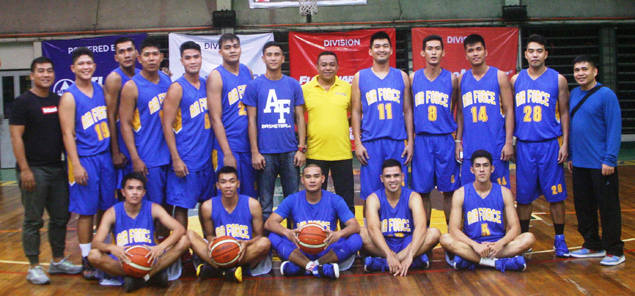 Morales nails buzzer-beating trey to lift Air Force in thrilling upset over FEU-NRMF in MBL Open