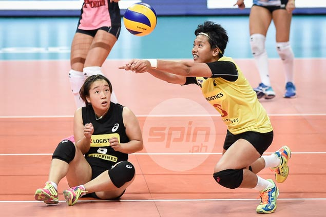 Kim Fajardo not satisfied with her game despite drawing praise from top club coaches
