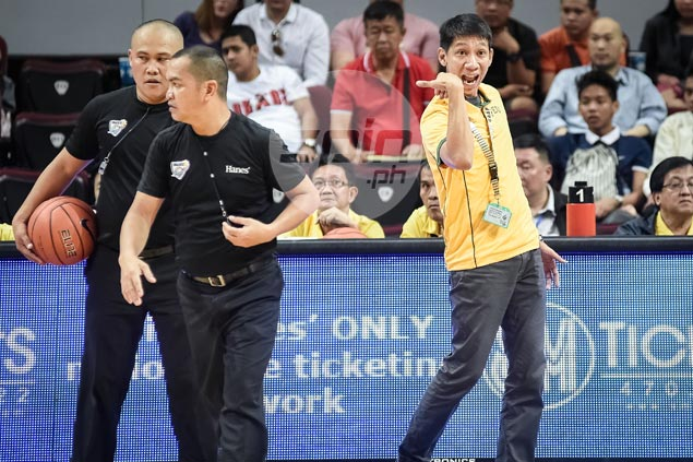 Nash Racela assures FEU of 'total commitment' despite looming takeover of TNT