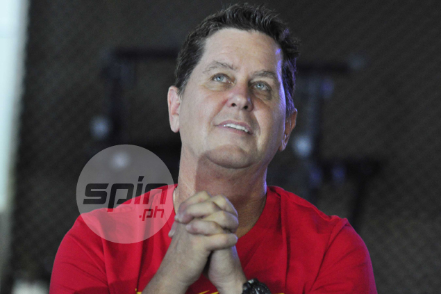 Host of fictitious 'Bora Cup' now destination of champions as Tim Cone set for visit