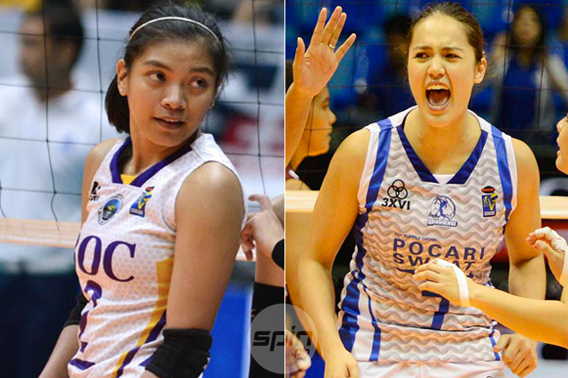 Michele Gumabao, Alyssa Valdez head cast in V-League All-Star Game