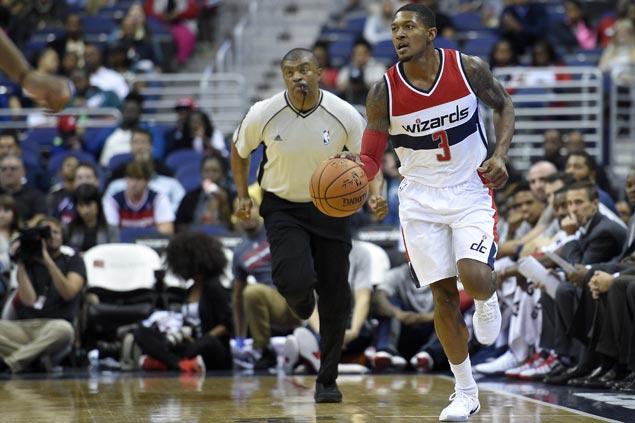 Bradley Beal, John Wall star as Wizards beat Raptors and spoil DeMar DeRozan's 34-point night