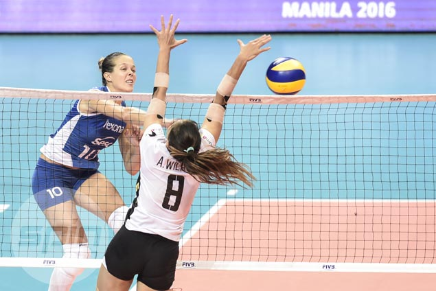 Rexona Sesc Rio downs Bangkok Glass to gain place in battle for fifth spot in FIVB Manila
