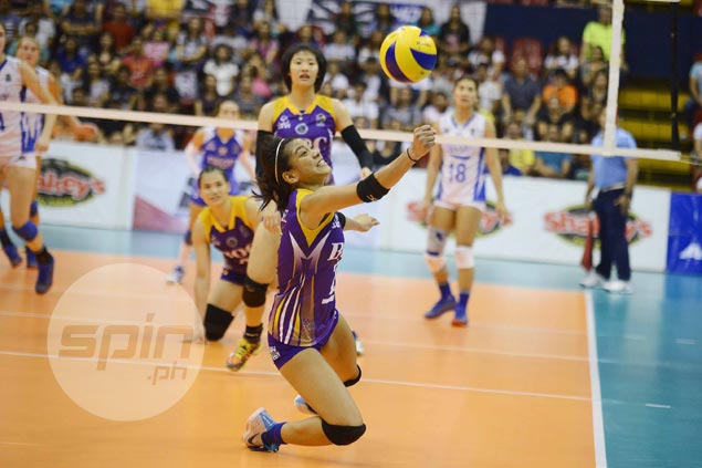 Alyssa Valdez hopes BOC quick to pick up the pieces from tough loss to Pocari Sweat