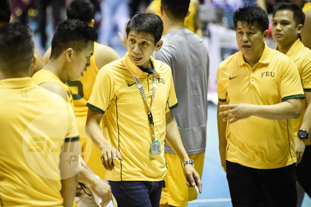 Nash Racela insists he's focused on FEU bid for back-to-back, keeps mum on reported move to TNT