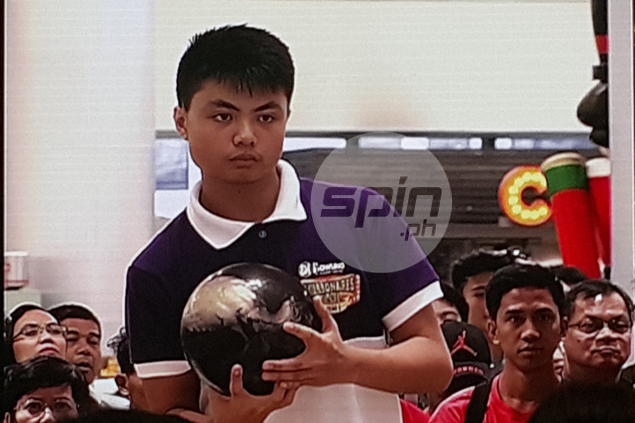 Teen bowler Patrick Neil Nuquis tops field in first try, nabs P600K in SM Bowling Cup