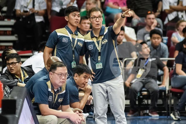 Pao Javelona hopes stint as NU assistant coach will boost his stock in PBA rookie draft