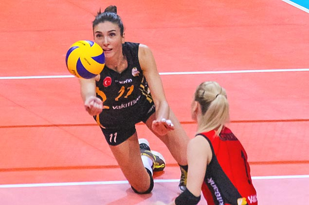 Vakifbank Istanbul bags FIVB bronze with four-set victory over Volero Zurich