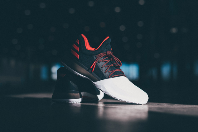 James Harden unveils first signature shoe a year after signing a 13-year, $200M adidas deal