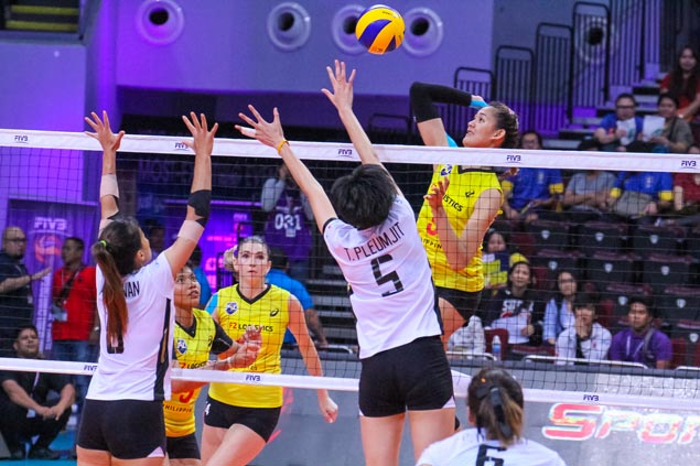 Rachel Anne Daquis hopes local core of F2 Logistics be kept intact for SEA Games