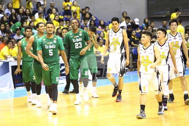 La Salle's emphatic win over UST gives Ayo chance to experiment with lineup