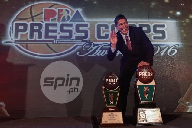 Leo Austria admits not giving Coach of Year honor much thought in wake of Cone, Black feats