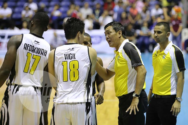 Defiant Boy Sablan still hoping for a 'miracle' to salvage dismal UST Tigers season
